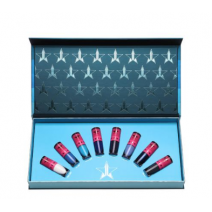 Jeffree Star Cosmetics Mini Blue Bundle  (Lūpu krāsas komplekts)