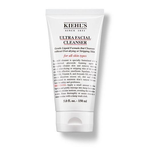 Kiehl's Ultra Facial Cleanser  (Maigs attīrīšanas līdzeklis visiem ādas tipiem)