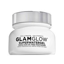 GlamGlow Superwatergel Clarifying Triple-Acid Oil-Free Moisturizer   (Sejas krēms)