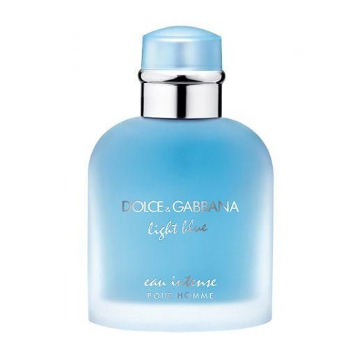 Dolce &Gabbana Light Blue Eau Intense Pour Homme  (Parfimērijas ūdens vīrietim)