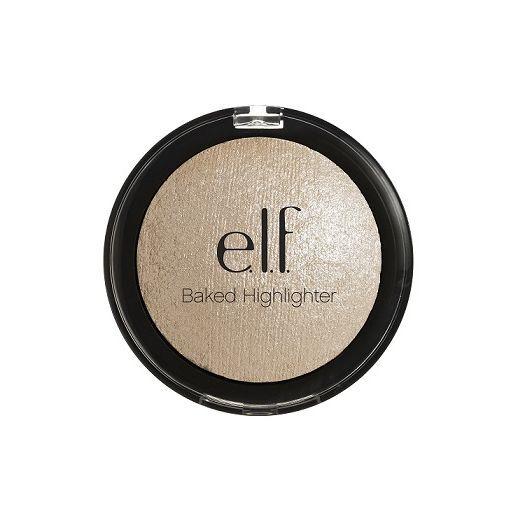 E.L.F. Cosmetics Baked Highlighter Moonlight Pearl   (Izgaismotājs)