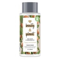 Love Beauty and Planet Shea Butter and Sandalwood Oil Conditioner  (Mitrinošs kondicionieris matiem)