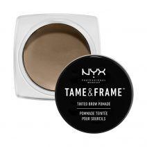 NYX Tame & Frame Tinted Brow Pomade   (Ūdensnoturīga pomāde uzacīm)