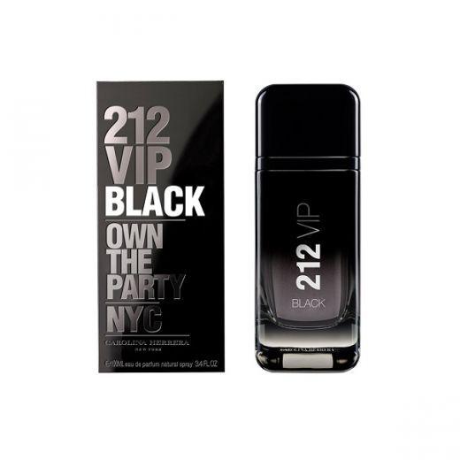 Carolina Herrera 212 VIP Black  (Parfimērijas ūdens vīrietim)