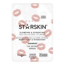 Starskin Dreamkiss™ Plumping and Hydrating Bio-Cellulose Lip Mask Single Sachet