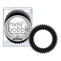 Invisibobble Slim True Black   (Matu gumija)