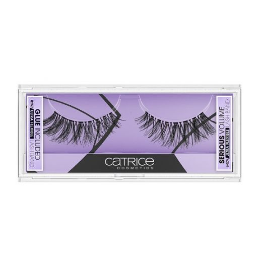 Catrice Cosmetics Lash Couture Serious Volume Lashes  (Mākslīgās skropstas)