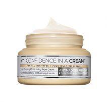 IT Cosmetics Confidence in a Cream Hydrating Moisturizer  (Mitrinošs sejas krēms)