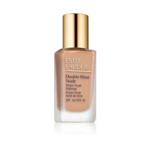Estée Lauder Double Wear Nude Water Fresh Makeup SPF 30 30 ml 2C3 (Viegls tonālais krēms)