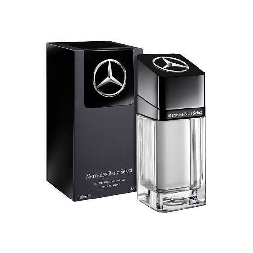 Mercedes-Benz Mercedes Benz Select  (Tualetes ūdens vīrietim)