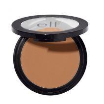 E.L.F. Cosmetics Primer-Infused Bronzer  (Bāze bronzējošs pūderis)