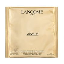Lancome Absolue Golden Regenerating Brightening Cream Mask  (Reģenerējoša balinoša sejas maska)