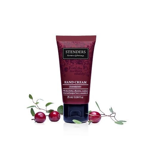 STENDERS Cranberry Hand Cream  (Dzērveņu roku krēms)