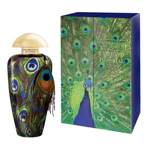 The Merchant of Venice Imperial Emerald   (Smaržu ekstrakts sievietei)