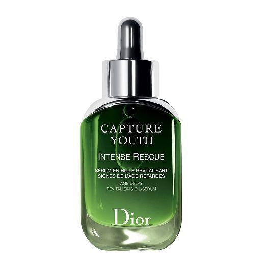 Dior Capture Youth Intense Rescue  (Atjaunojošs serums - eļļa sejai)
