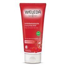 Weleda Pomegranate Body Wash  (Granātābolu krēmveida dušas ziepes)