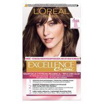 L'Oreal Paris Excellence Hair Color 400 Brown  (Matu krāsa)