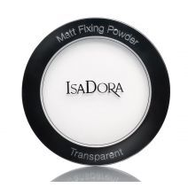 IsaDora Matt Fixing Blotting Powder   (Matējošs kompaktais pūderis)