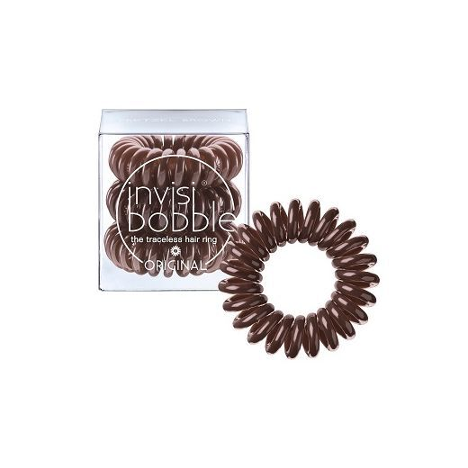 Invisibobble Original Pretzel Brown  (Matu gumijas)
