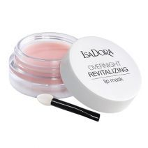Isadora Overnight Revitalizing Lip Mask  (Atjaunojoša nakts maska lūpām)