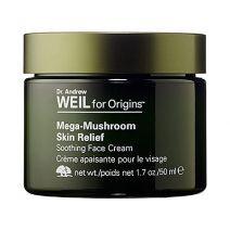 Origins Dr. Andrew Weil For Origins™ Mega-Mushroom Skin Relief Soothing Face Cream(Atjaunojošs sejas