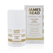 James Read Gradual Tan Sleep Mask Tan Face - Retinol