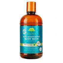 Tree Hut Shea Moisturizing Body Wash Coconut Lime   (Dušas krēms)