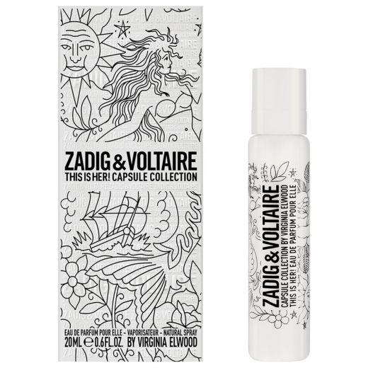 Zadig & Voltaire This is Her 20 ml (Parfimērijas ūdens sievietei)