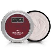STENDERS Rich Body Cream Cranberry  (Barojošs dzērveņu ķermeņa krēms)