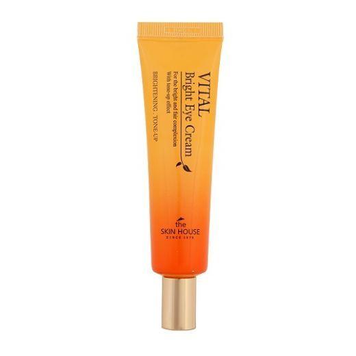 The Skin House Vital Bright Eye Cream  (Balinošs, mitrinošs acu krēms)