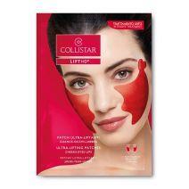 Collistar Ultra-Lifting Patches Cheeks-Eyes-Lips   (Liftinga plāksteri vaigiem, acīm, lūpām)