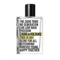 Zadig & Voltaire This Is Us!  (Tualetes ūdens sievietei un vīrietim)