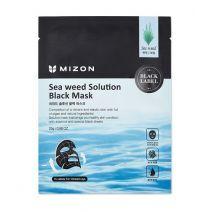 Mizon Seaweed Solution Black Mask  (Sejas maska)