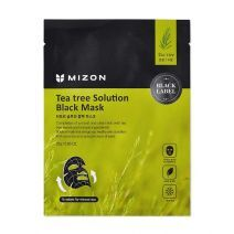 Mizon Teatree Solution Black Mask  (Sejas maska)