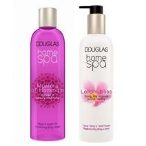 Douglas Home SPA Mystery Of Hammam Body Wash + Leilani Bliss Regenerating Body Lotion  (Ķermeņa kopš