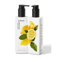 Kinetics Hand & Body Lotion Lemon& Verbena  (Losjons rokām un ķermenim)