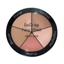 IsaDora Face Wheel All-In-One  (Grima palete)
