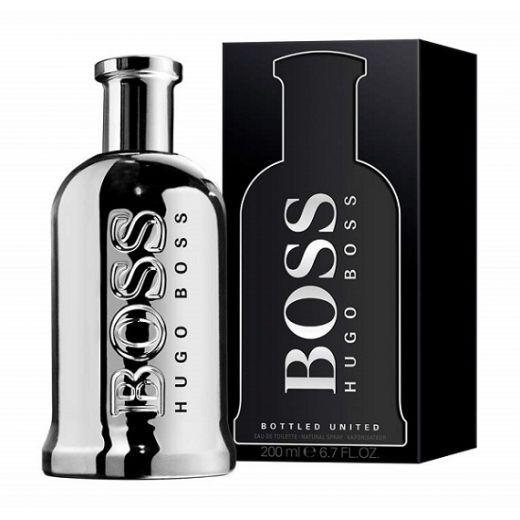 Hugo Boss Bottled United  (Tualetes ūdens vīrietim)