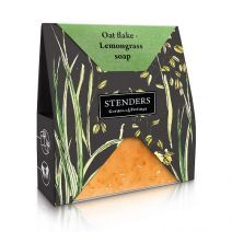STENDERS Oat Flake-Lemongrass Soap  (Auzu pārslu – citronzāles ziepes)