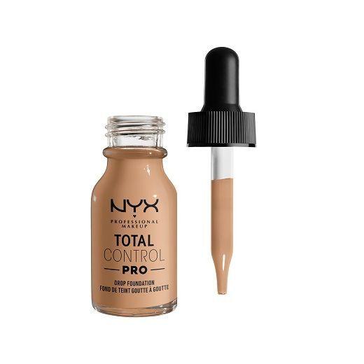 NYX Professional Makeup Total Control Pro Drop Foundation  (Tonālais krēms)