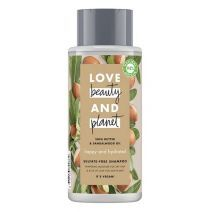Love Beauty and Planet Shea Butter and Sandalwood Oil Shampoo  (Mitrinošs šampūns matiem)