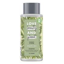 Love Beauty and Planet Rosemary & Vetiver Shampoo  (Dziļi attīrošs šampūns matiem)