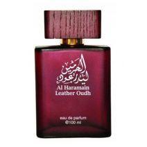 Al Haramain Leather Oud  (Parfimērijas ūdens sievietei)