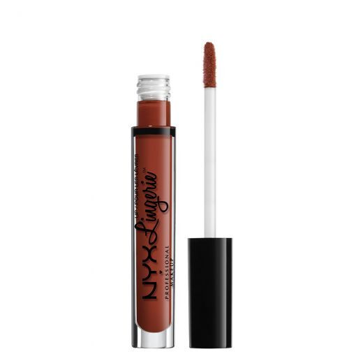 NYX Lip Lingerie Liquid Lipstick  (Lūpu krāsa)
