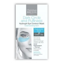 Christian Breton Dark Circle and Puffiness Hydrogel Eye Contour Mask  (Acu maska)