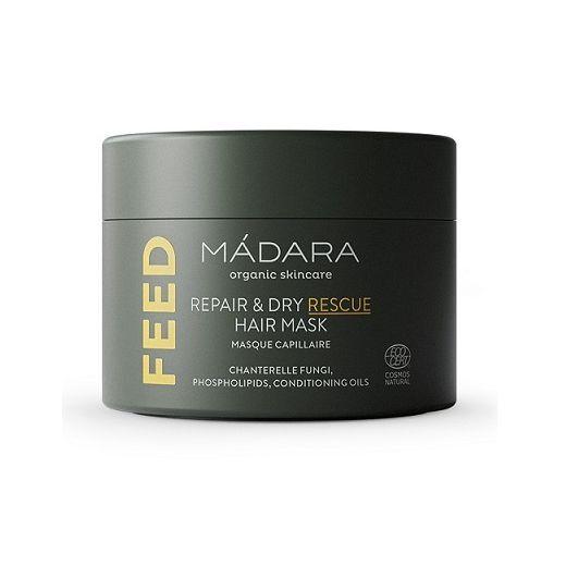 Madara Feed Repair & Dry Rescue Hair Mask  (Matu maska)