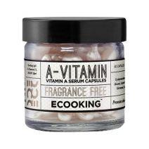 Ecooking Vitamin A Serum  (Vitamīna A serums sejai)