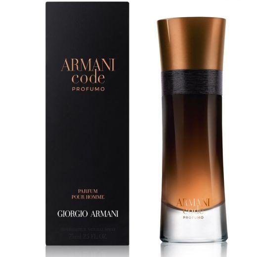 Giorgio Armani Code Homme Profumo   (Parfimērijas ūdens vīrietim)