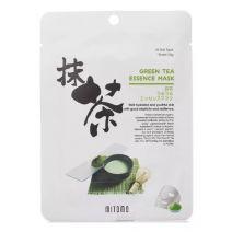 Mitomo Green Tea Essence Mask   (Sejas maska)