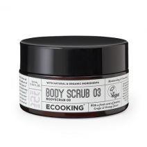 Ecooking Body Scrub 03  (Ķermeņa skrubis)